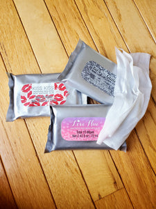 Travel Makeup Wipes
