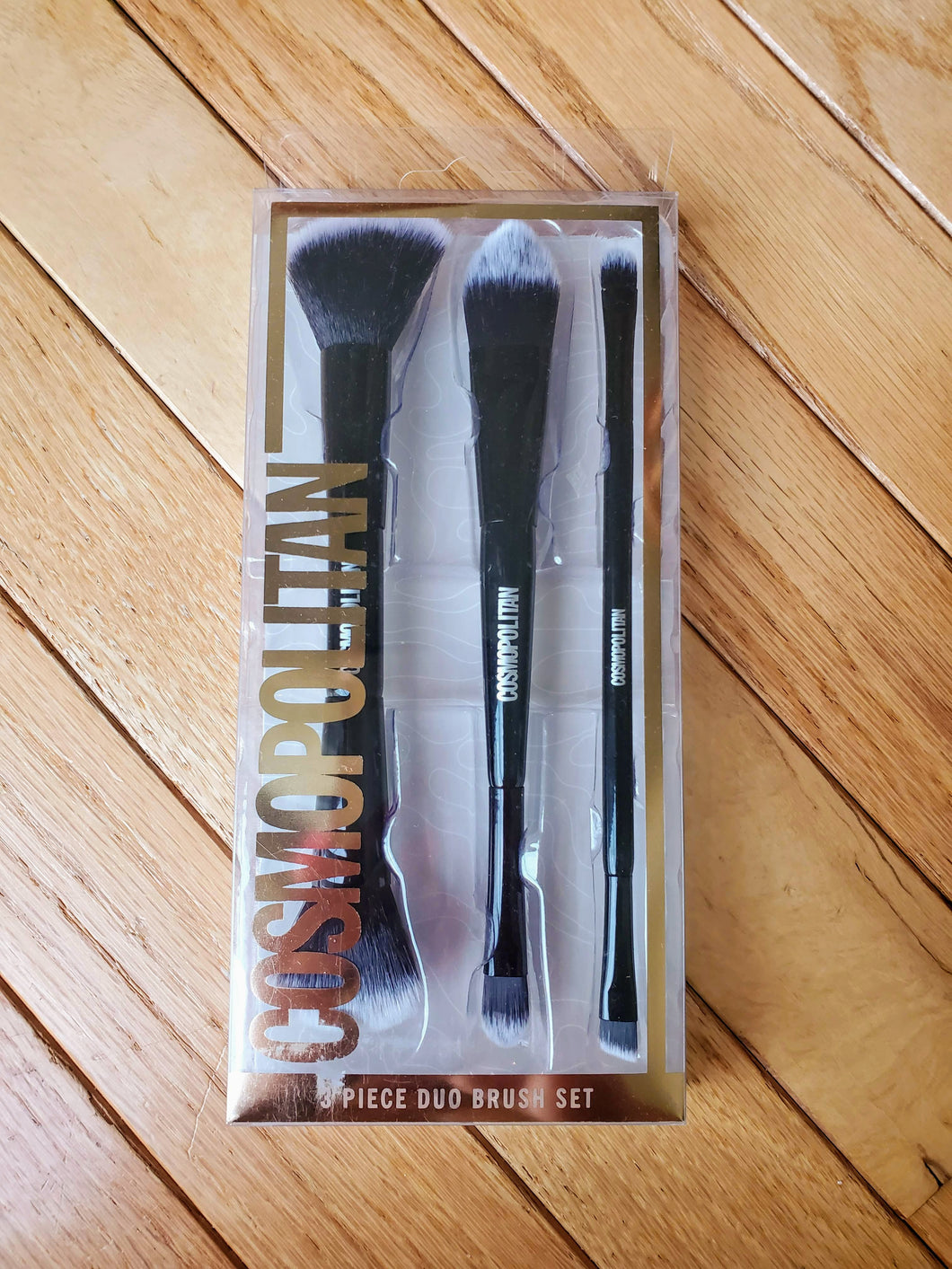 3 Piece Duo Brush Set