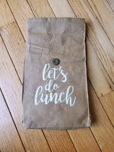 Reusable Magnetic Lunch Sack