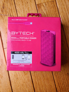 Portable Battery Power Pack