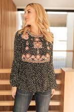 Darling Iris Blouse
