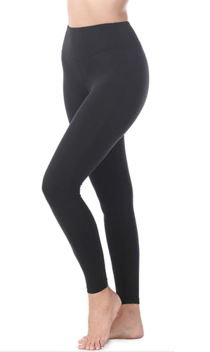 Butter You Up Leggings in Black