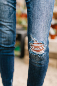 A Stitch In Time Jeans