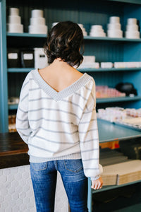 Cloudy Day Puff Sleeve Sweater