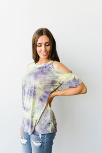 Cure The Common Cold Shoulder Top