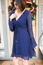 Midnight Swiss Miss Dress
