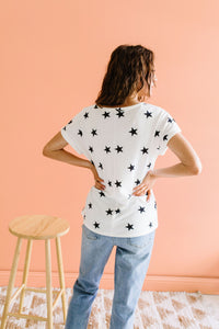Star Of The Show Top In Ivory