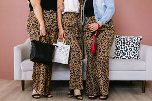 Wild 'N' Free Wide Leg Trousers