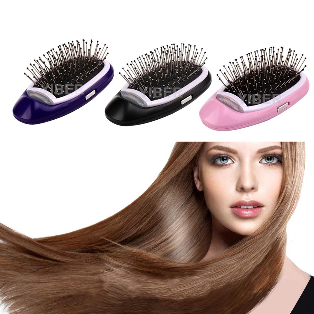 Anti Frizz and Dry Magic Ionic Hair Brush