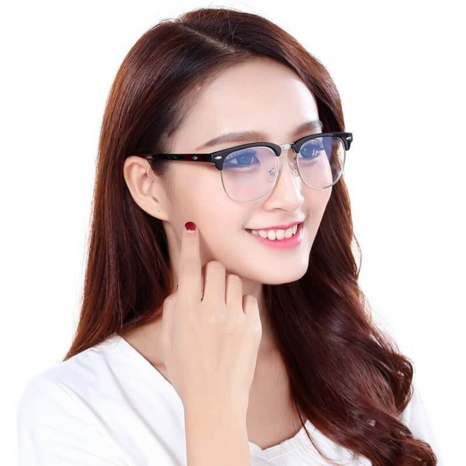 Eye Protection Glasses For Blocking Computer & Cellphone Radiation