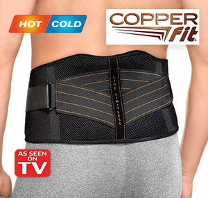 Le support Dorsal Rapid Relief - COOPER FIT