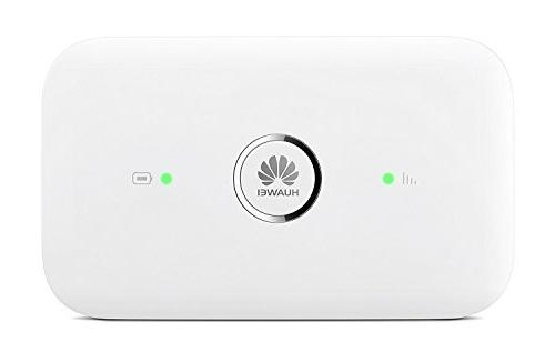 Huawei E5573Cs-509 up to 150 Mbps 4G LTE Mobile WiFi (AT&T in The USA, Movistar and Movilnet in Venezuela! Europe, Asia, Middle East, Africa & 3G Globally) Original/OEM