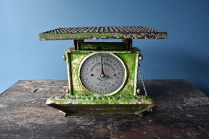 "Antique cast iron ""Personal Weighing Machine"" by Jaraso"
