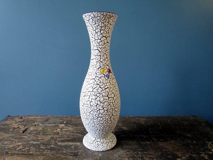 1960s West German Vase By Jopeko Keramik