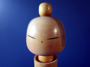 "Vintage Creative ""Spirit of the Wheat"" Kokeshi doll"
