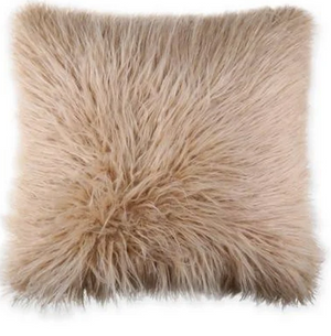 Lambskin Pillow Taupe