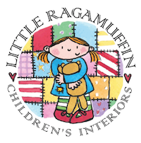 Little Ragamuffin Children's bedroom and nursery interiors