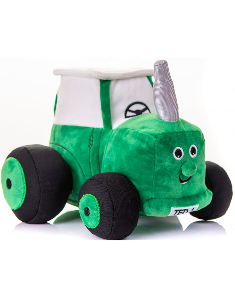 Childrens tractor ted soft toy