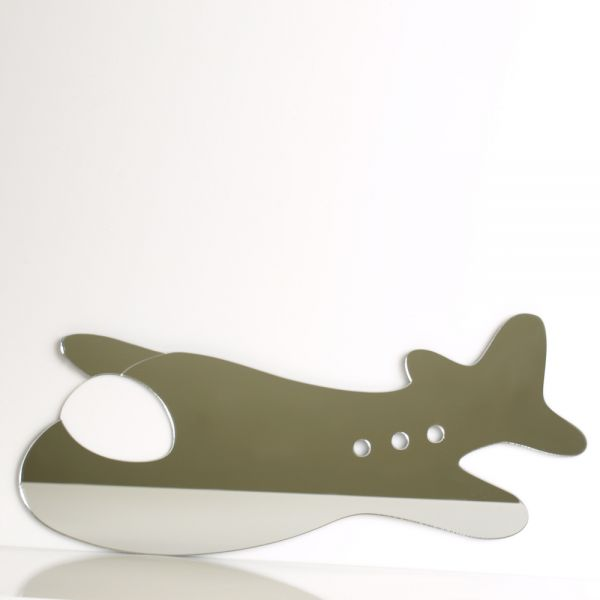 Childrens Aeroplane Mirror