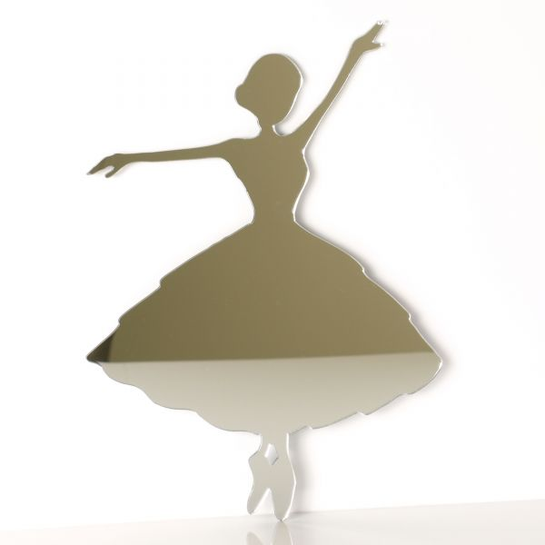 childrens ballerina mirror