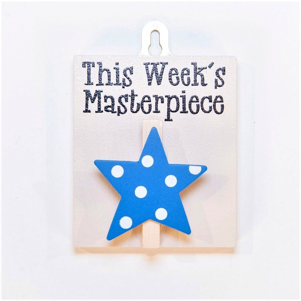 blue star masterpiece peg