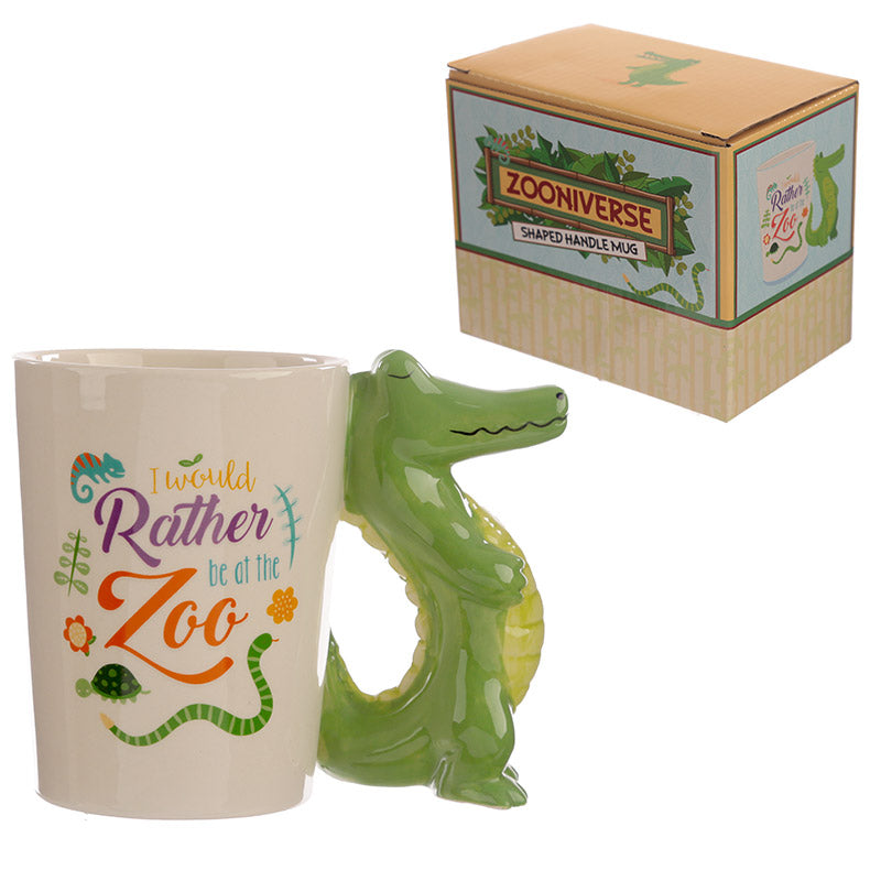 Jungle Crocodile Cup