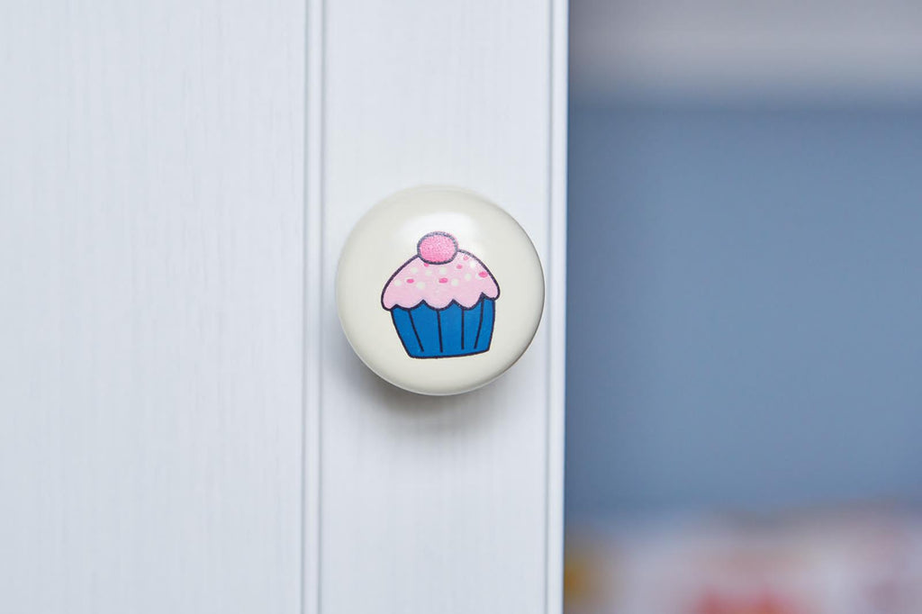 CupCake Door / Drawer Knob