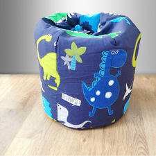 children's dinosaur bean bag