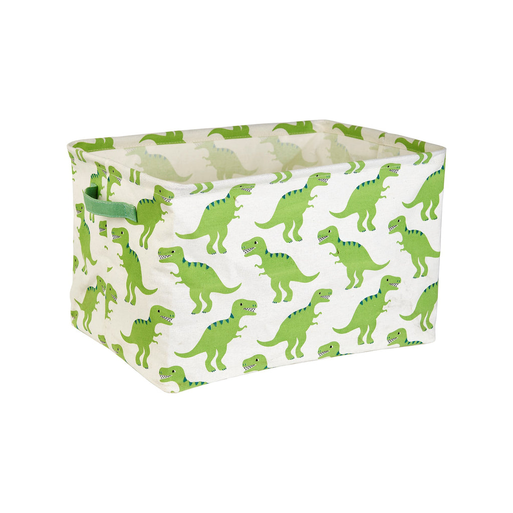 Dinosaur Storage Boxes - Set of 2