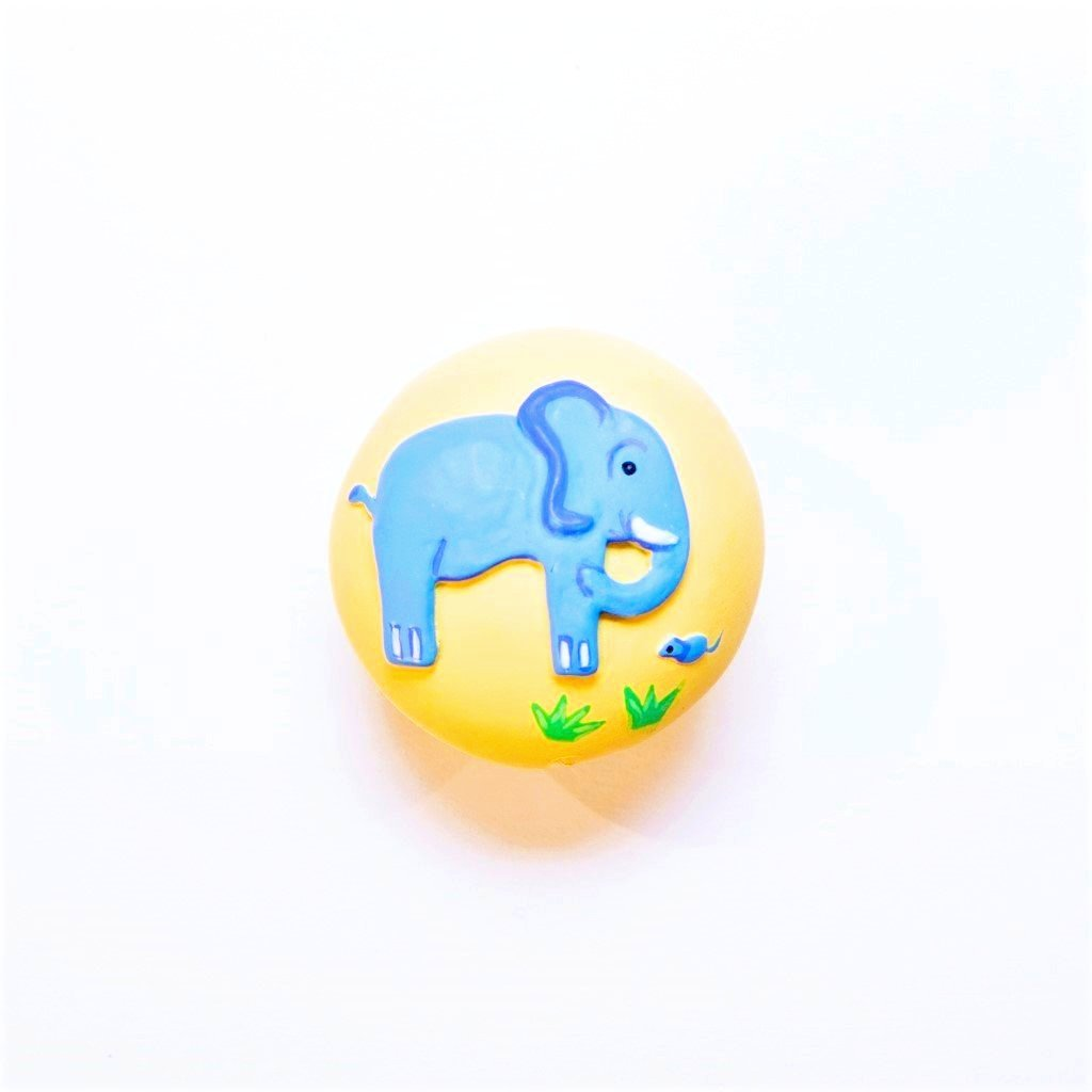 children's elephant door knob