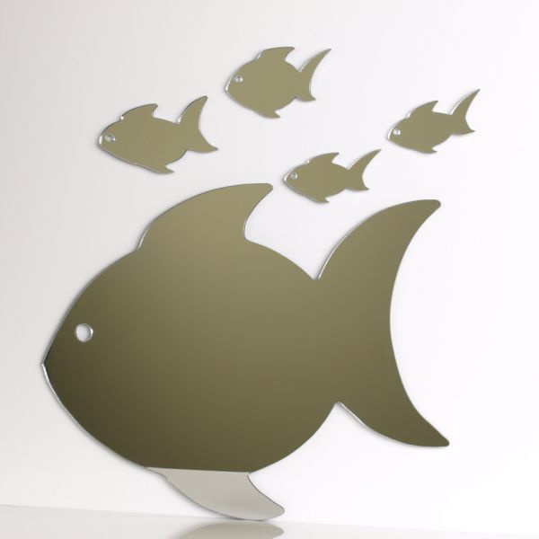 childrens fish mirror