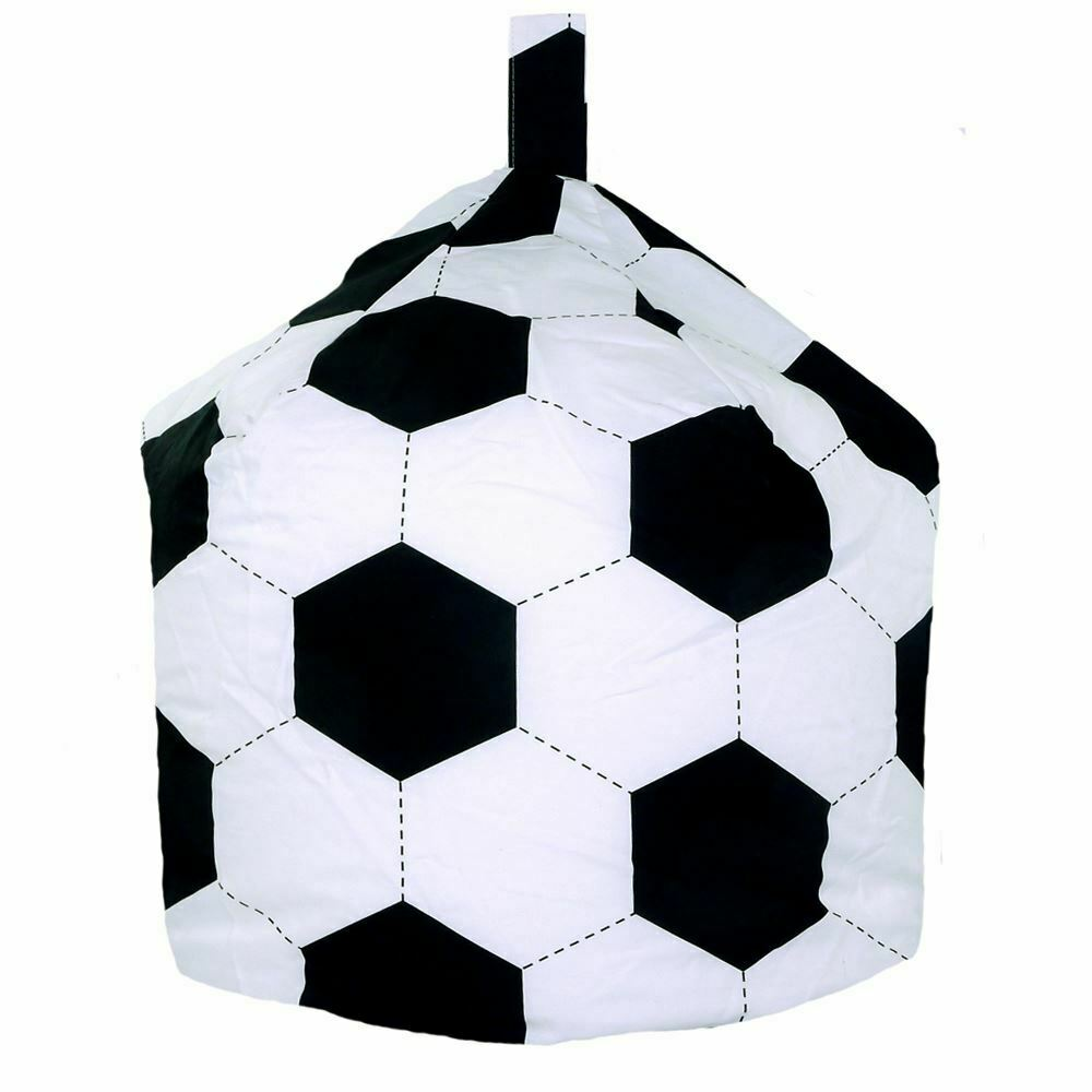 Childrens Football Bean Bag
