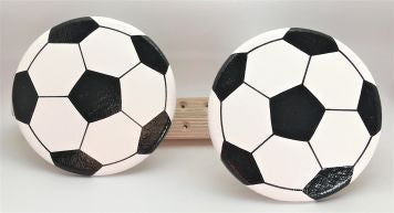 childrens football curtain tie backs