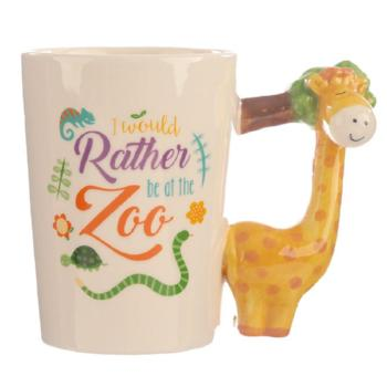 childrens jungle giraffe cup