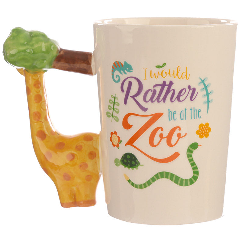 Jungle Giraffe Cup