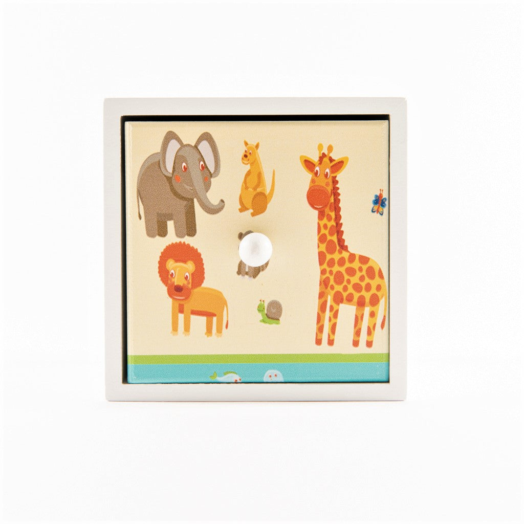 Jungle Desk Tidy Little Ragamuffin S Childrens Interiors