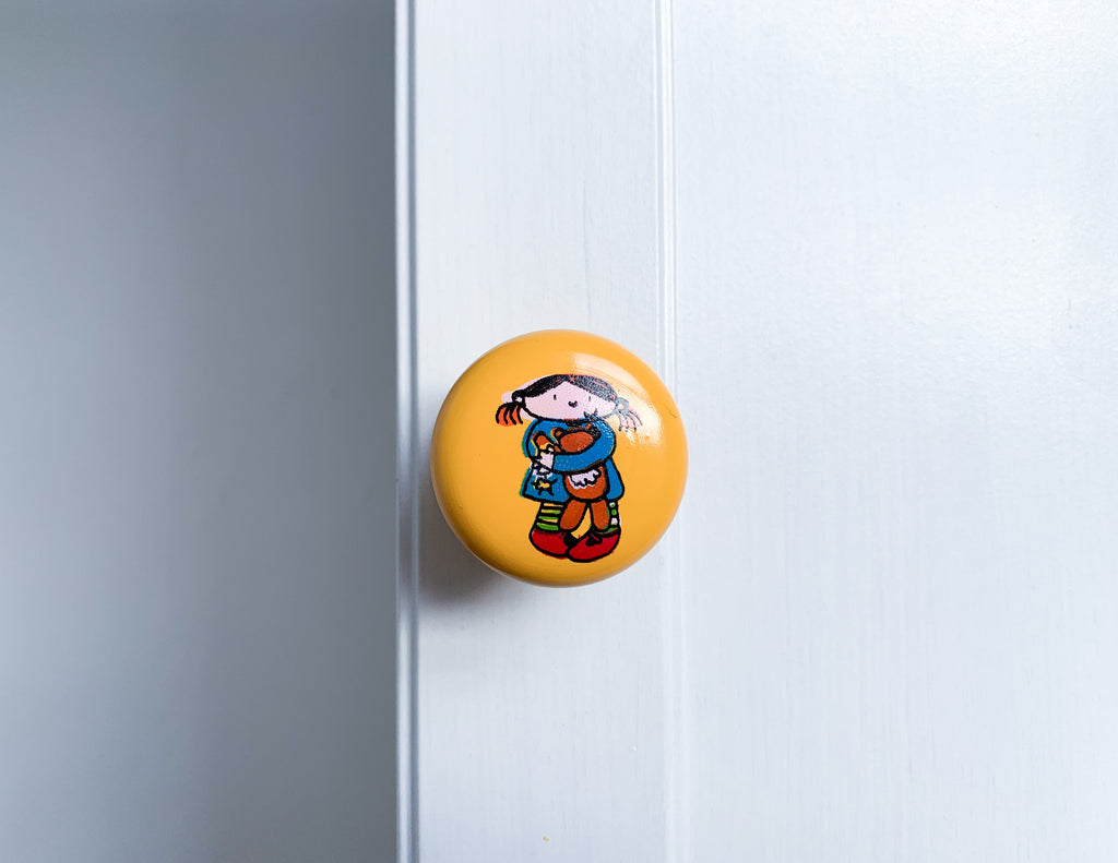 Little Ragamuffin Door / Drawer Knob
