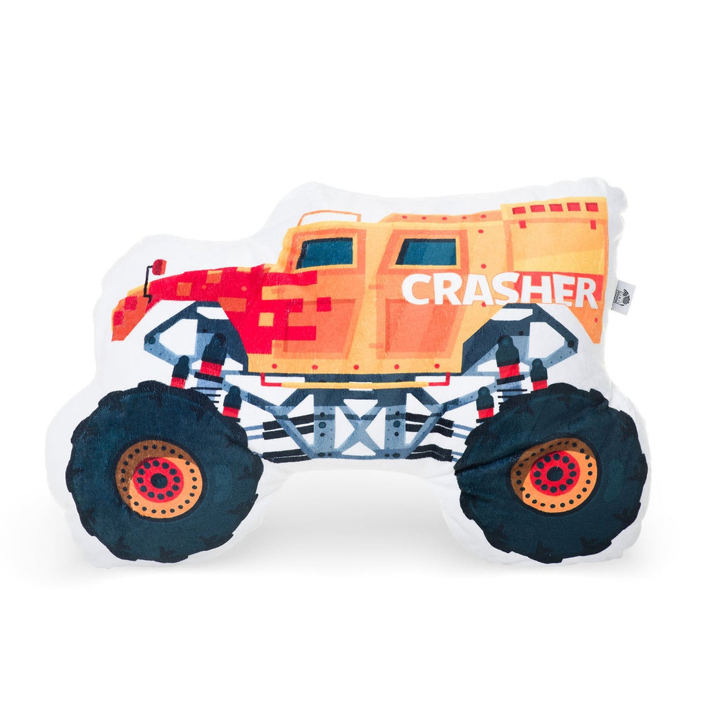 Monster Truck Cushion