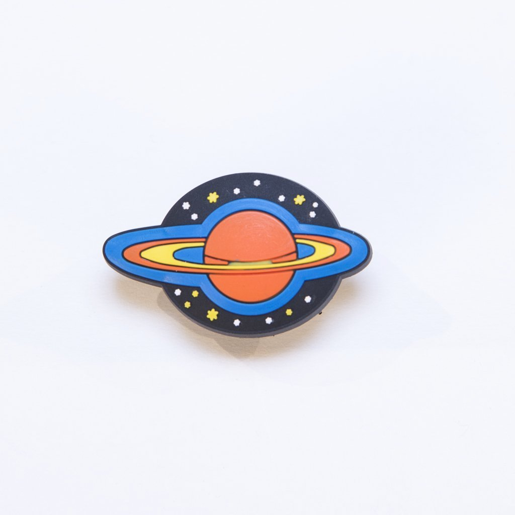 children's outer space door knob