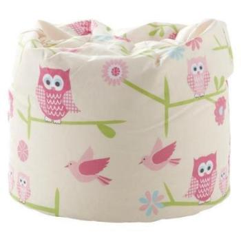 owl bean bag