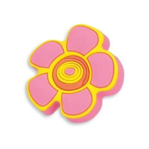 pink crazy daisy door knob