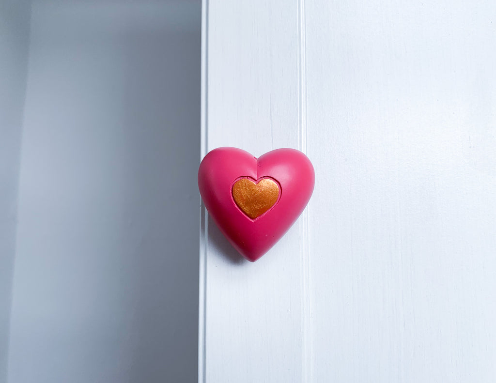Heart Door / Drawer Knob