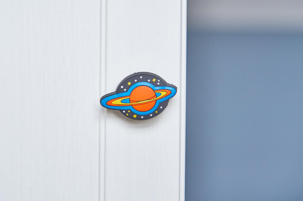 Outer Space Door Knob
