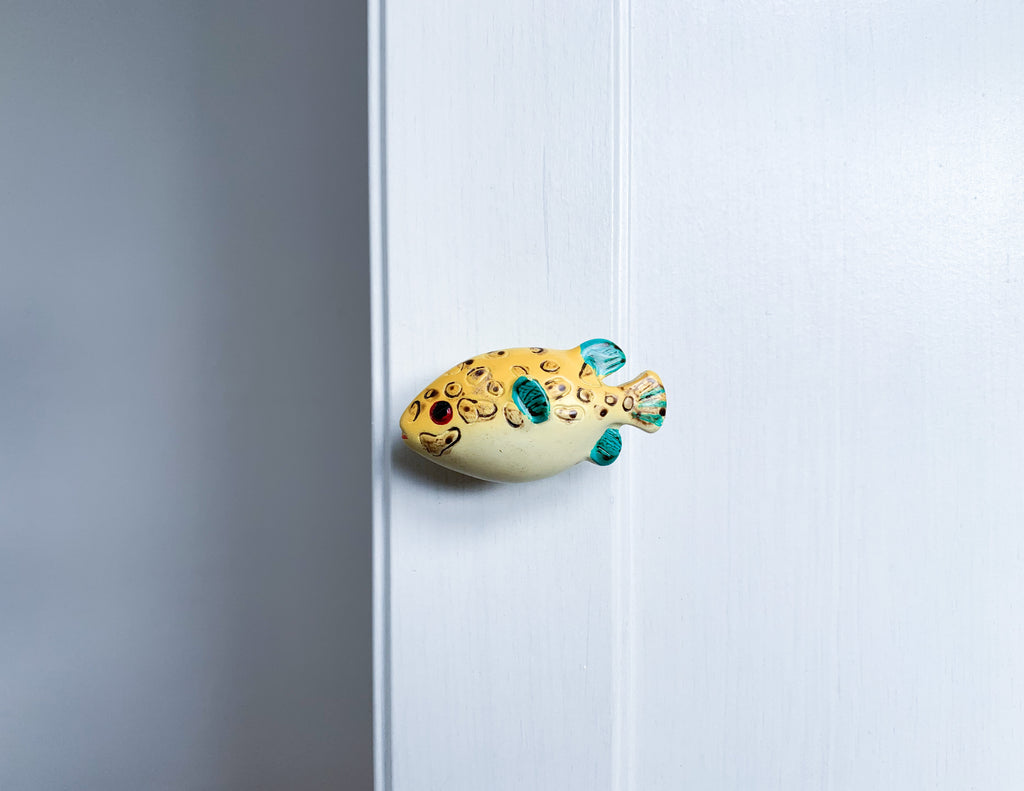 Fish Door / Drawer Knob
