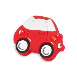 childrens red car door knob