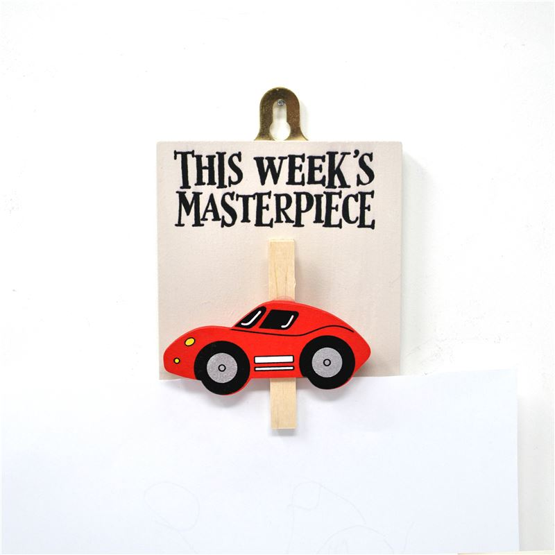 Racing Car Masterpiece Peg
