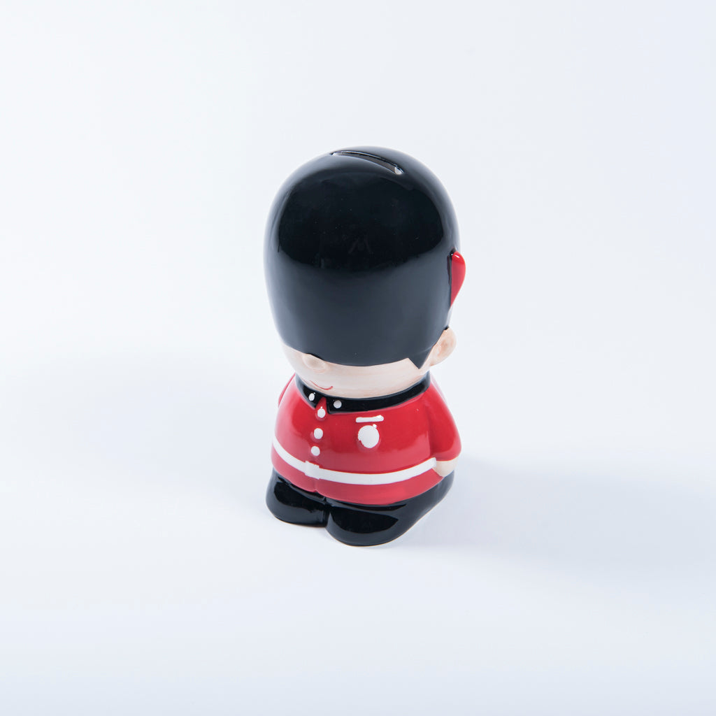children's soldier money box