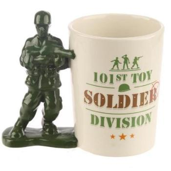 childrens soldier cup