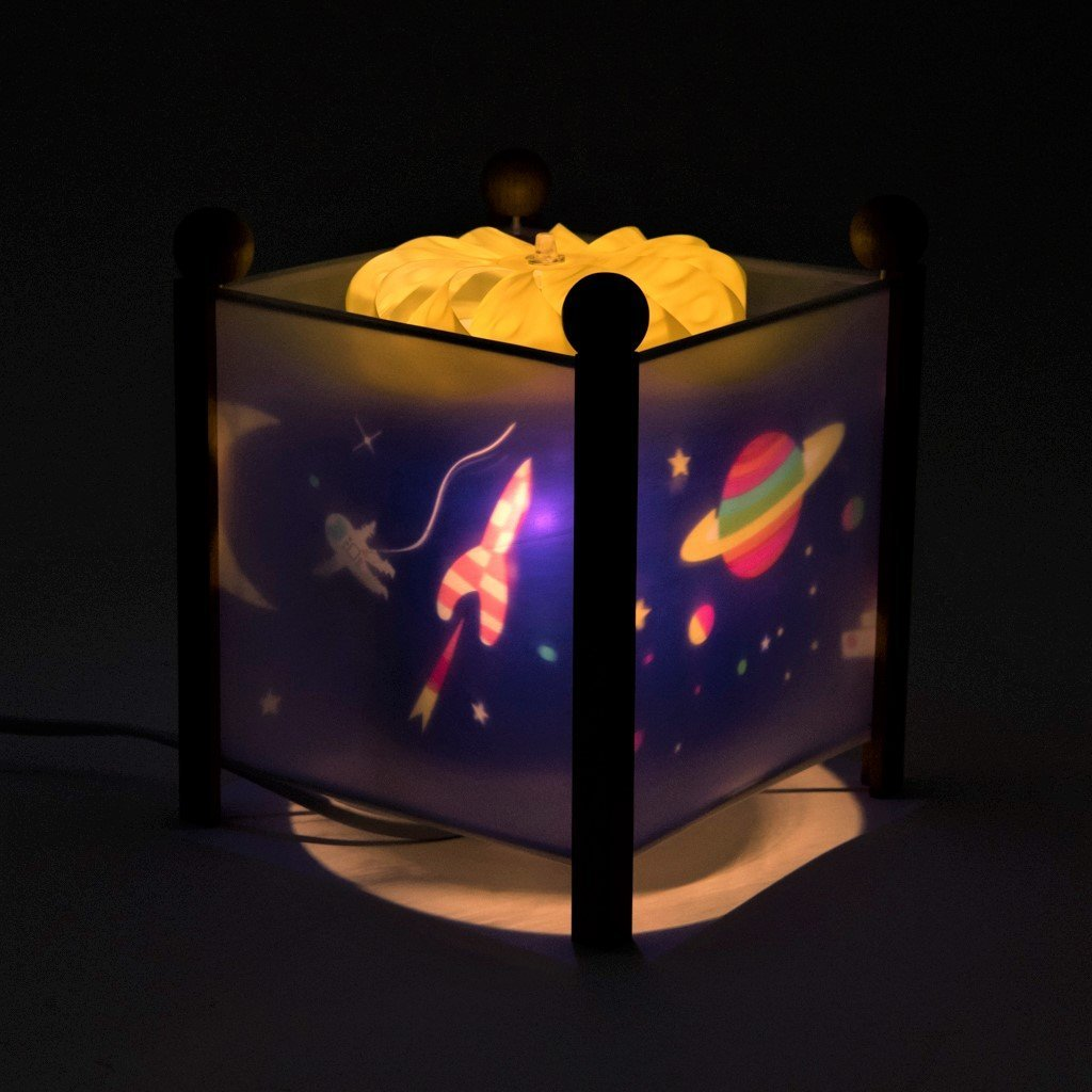 space nightlight