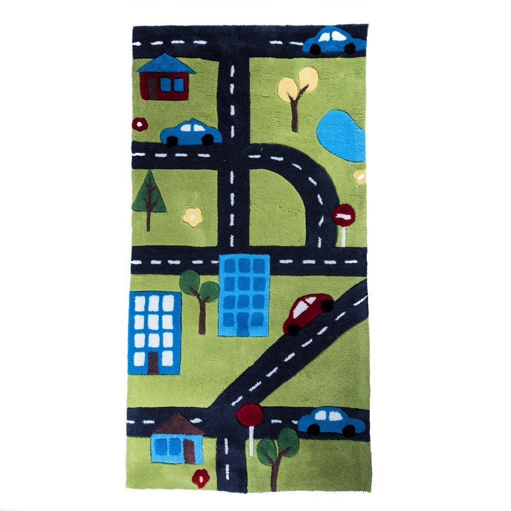 children's transport rug